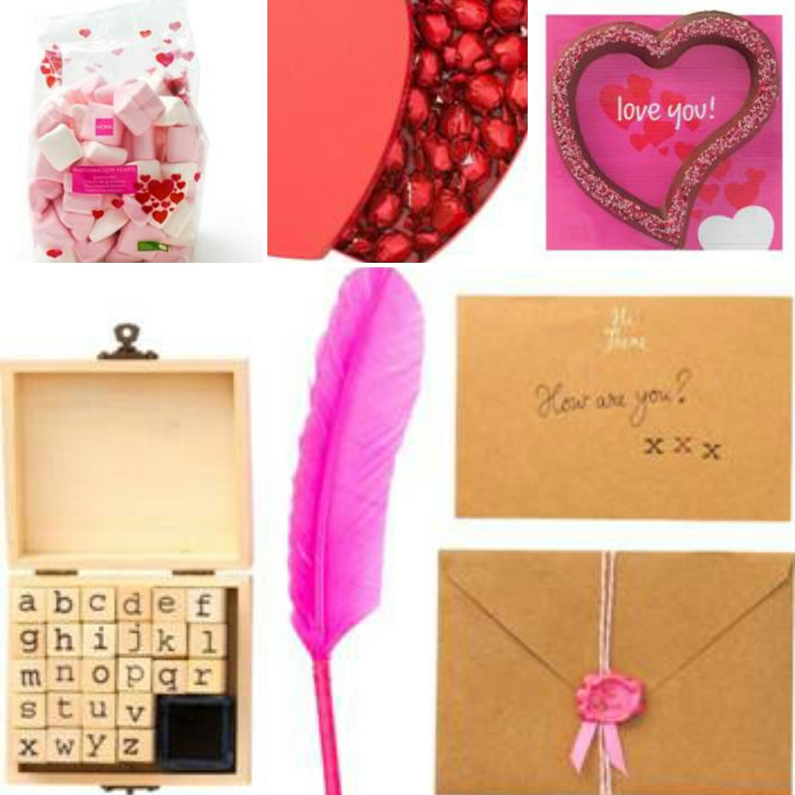 Verras je geliefde met Valentijnsdag
