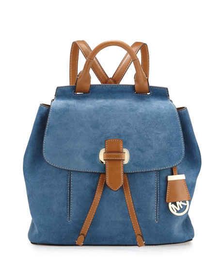 Winnen: Michael Kors Romy Backpack