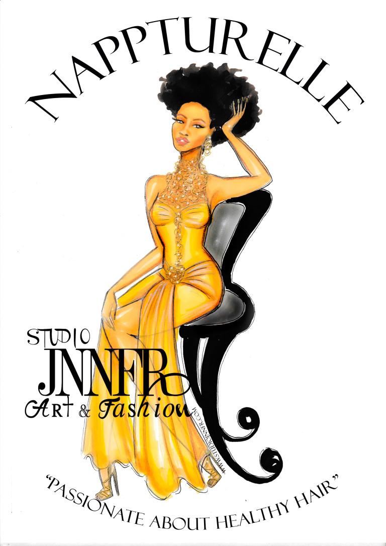 Teaser | Interview Jennefer K – Studio JNNFR | Blackbeautylifestyle