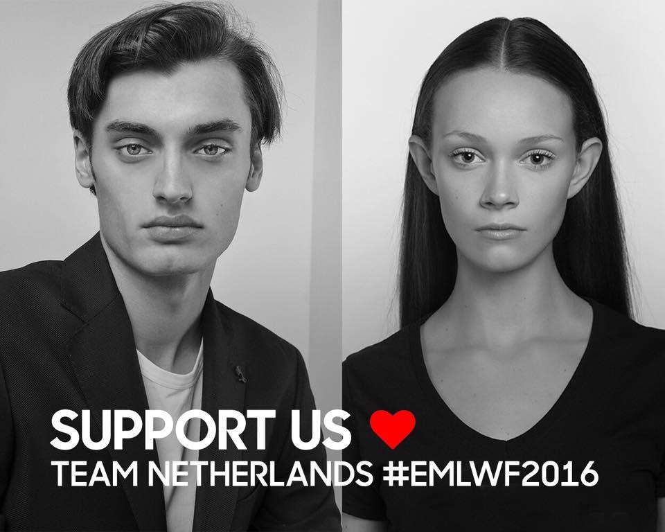 De 33ste editie van Elite Model Look wereld finale in Lissabon