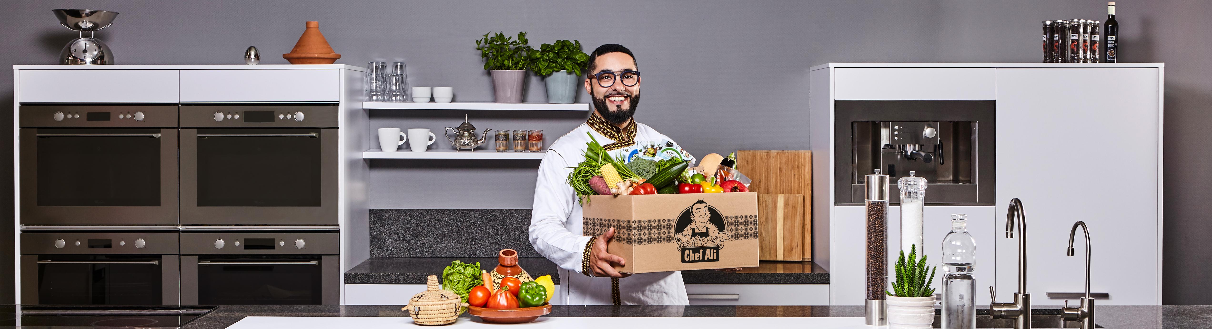 Maak kennis met Chef Ali