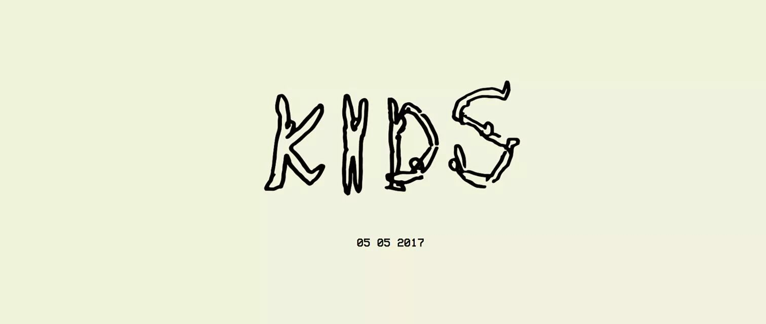 Kim & Kanye West collaborated on a new kids line: The Kids Supply