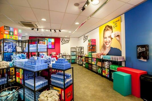 "Etos opent: ""Etos test me store"" in Rotterdam!"