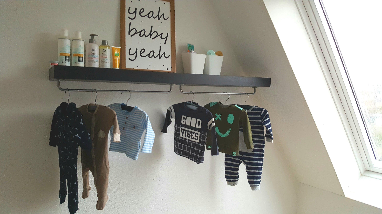 DIY kledingrek voor 15,99 euro!