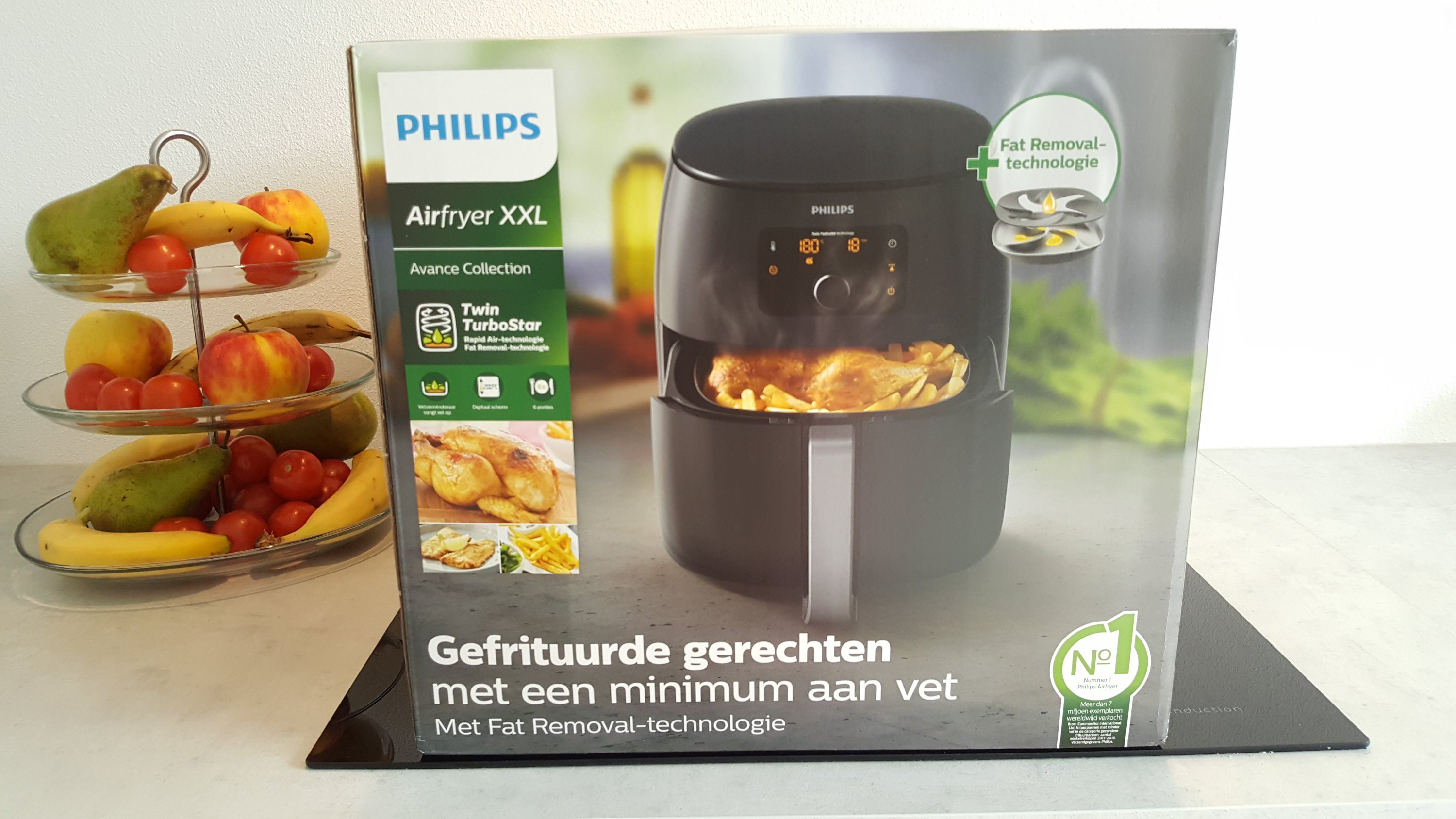 Review: Philips Airfryer XXL