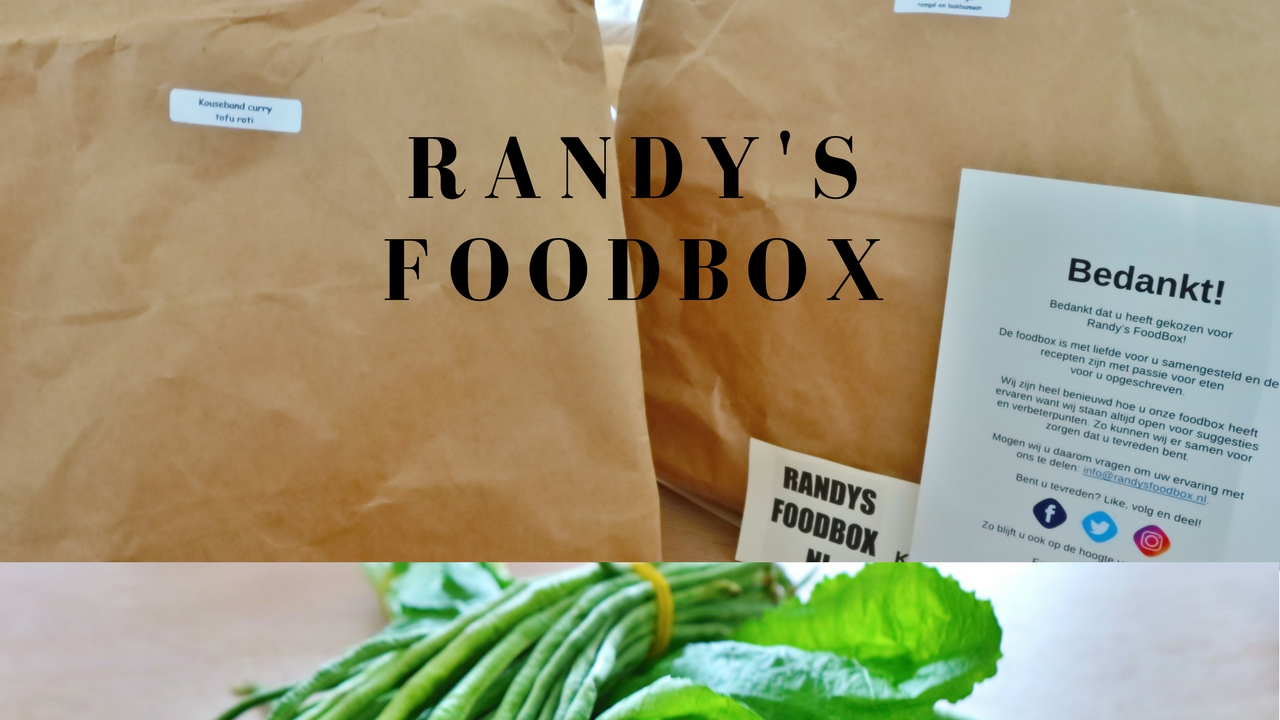 Randy's Foodbox | DÉ eerste Surinaamse maaltijdbox!