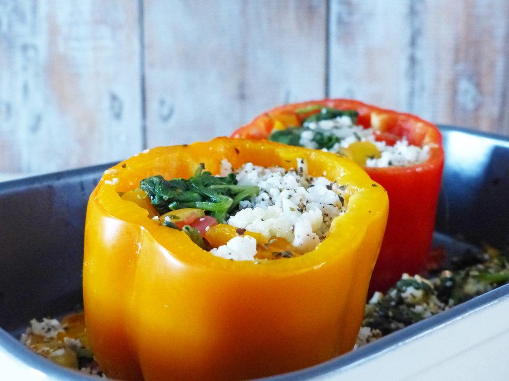 Tijd voor paprika