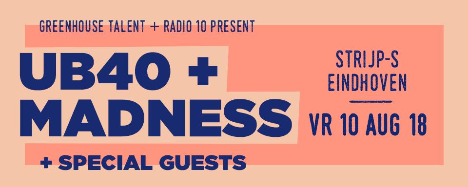 UB40 + Madness