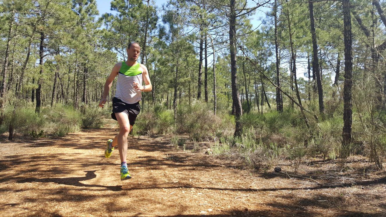 Trainingsweek in Portugal