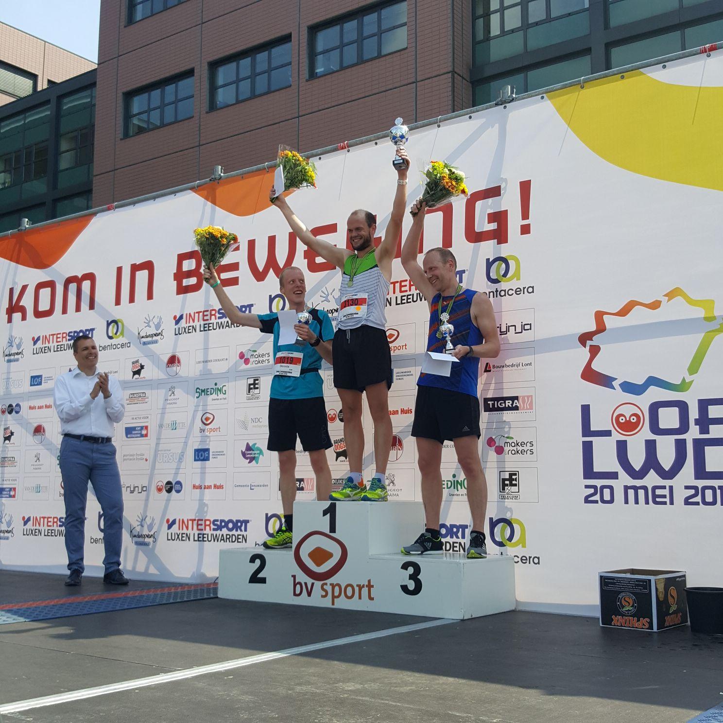 Loop Leeuwarden 2018
