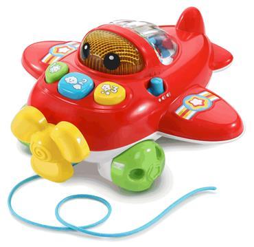 VTech Baby – Wordt het de Koe, de Kever of het Vliegtuig?