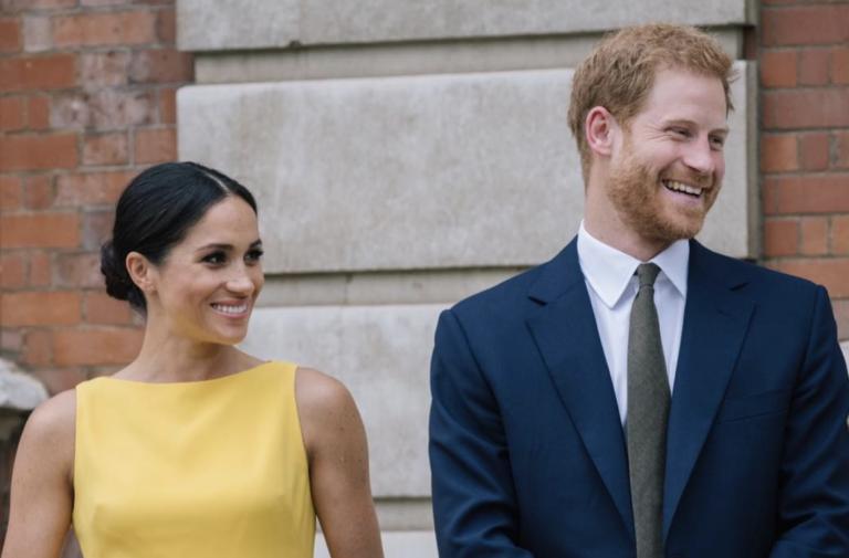 Meghan Markle & Prins Harry in blijde verwachting