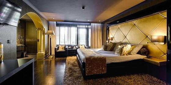 De golden suite – Van der Valk hotel Gilze